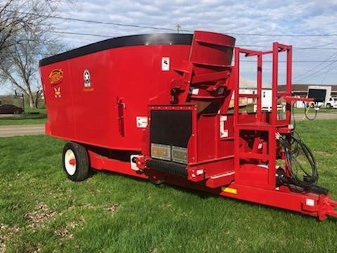 2021 Meyer F585 Grinders and Mixer