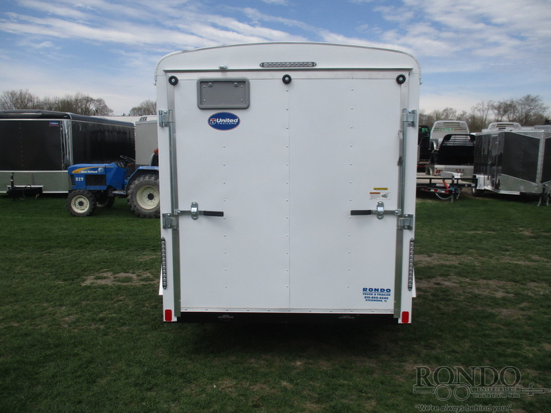 2020 United ULH-610SA30-S Box Trailer