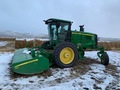 John Deere R450 Self-Propelled Windrowers and Swather