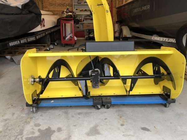 John Deere 54SB Snow Blowers For Sale Machinery Pete