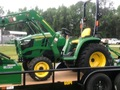 2020 John Deere 3032E Package Under 40 HP