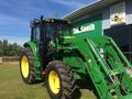 2017 John Deere 6120M Tractor