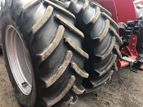 2015 Case IH Steiger 420 HD Tractor