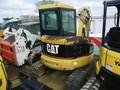 2007 Caterpillar 304C CR Excavators and Mini Excavator