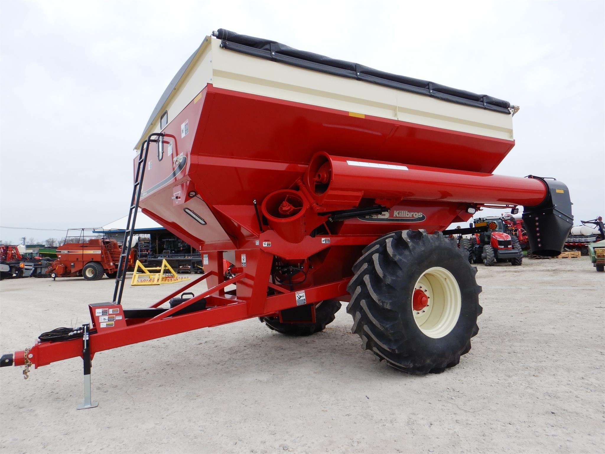 2019 Killbros 735 Grain Cart