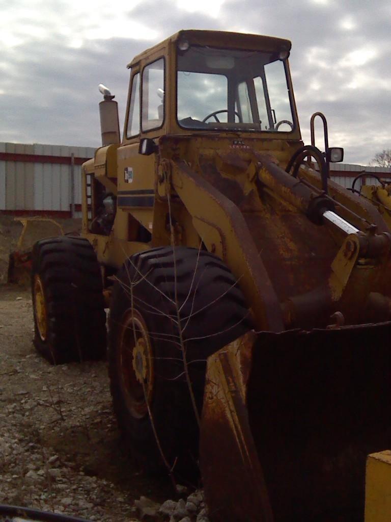 Hough H90 Wheel Loader