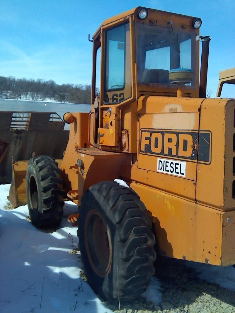 Ford A62 Wheel Loader