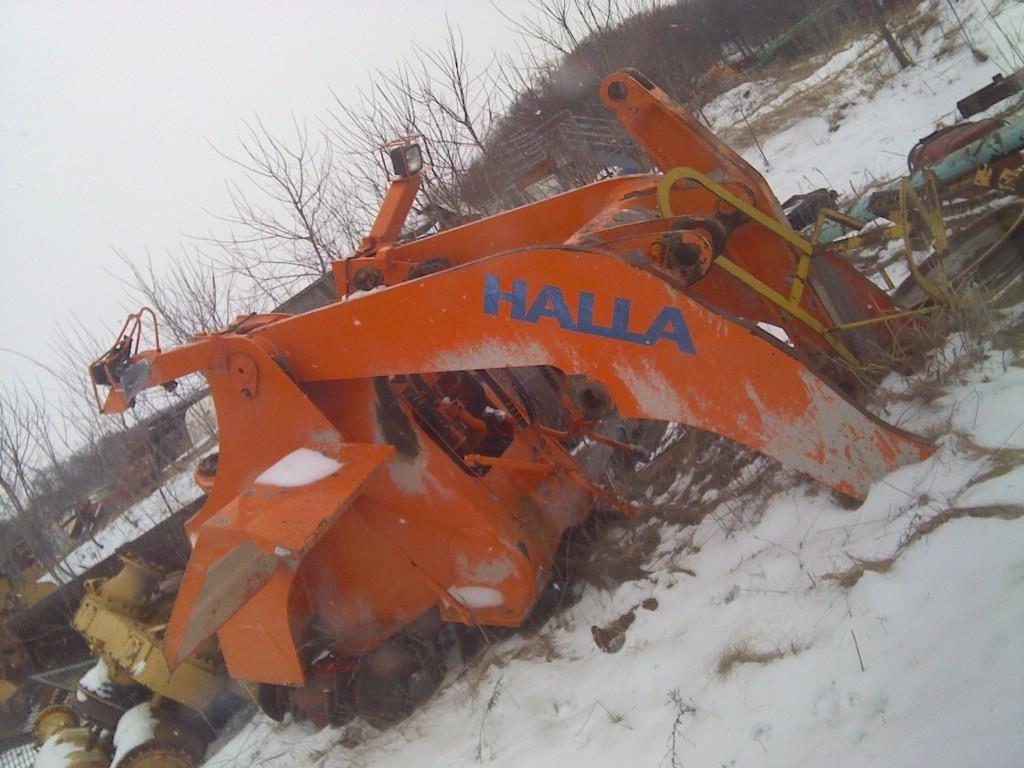 Halla HA380E Wheel Loader