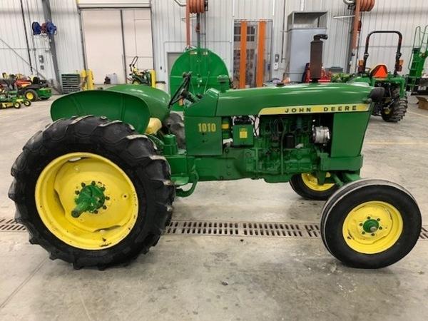John Deere 1010 Tractors for Sale | Machinery Pete