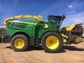 2016 John Deere 8500i Self-Propelled Forage Harvester