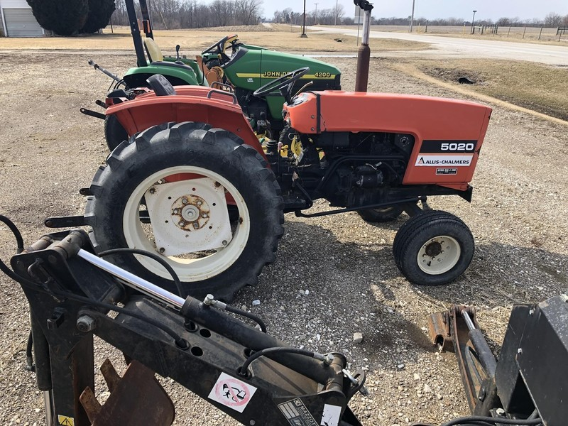 Used Allis Chalmers 5020 Tractors for Sale | Machinery Pete