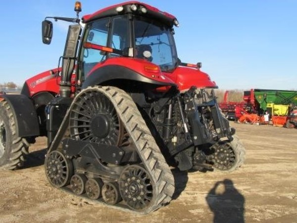 2015 Case IH Magnum 380 CVT Tractor