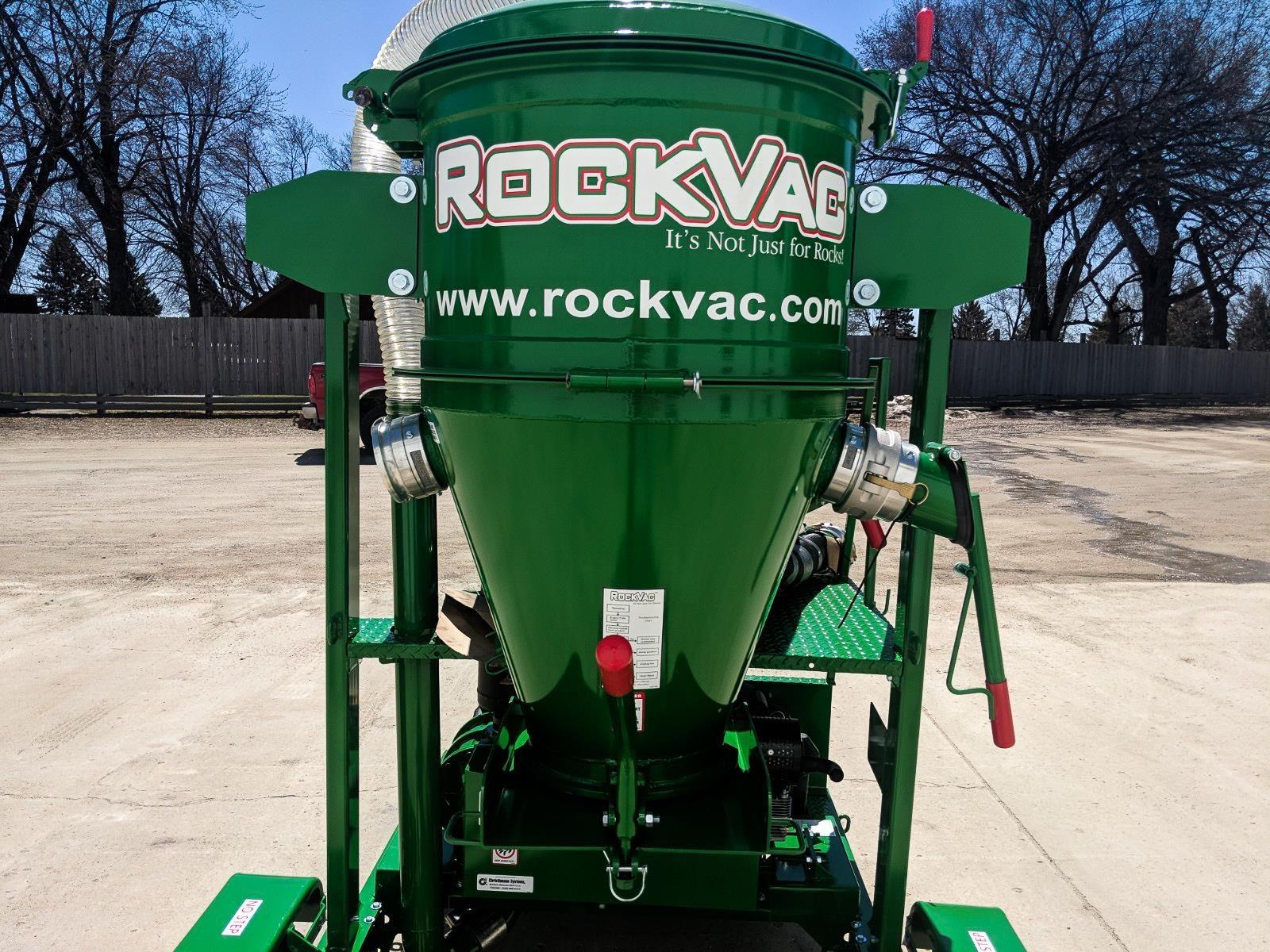2021 Christianson ROCK VAC Rock Picker