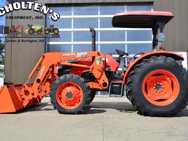 Used Kubota M7060 Tractors for Sale | Machinery Pete