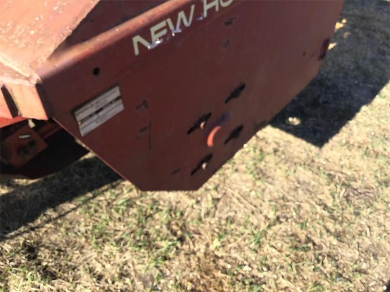 1989 New Holland 489 Mower Conditioner