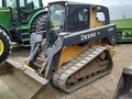 2013 Deere 329E Skid Steer