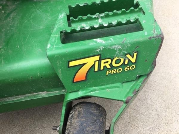 2017 John Deere Z930M Lawn and Garden