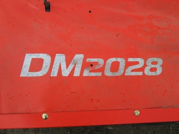 2015 Kubota DM2028 Disk Mower