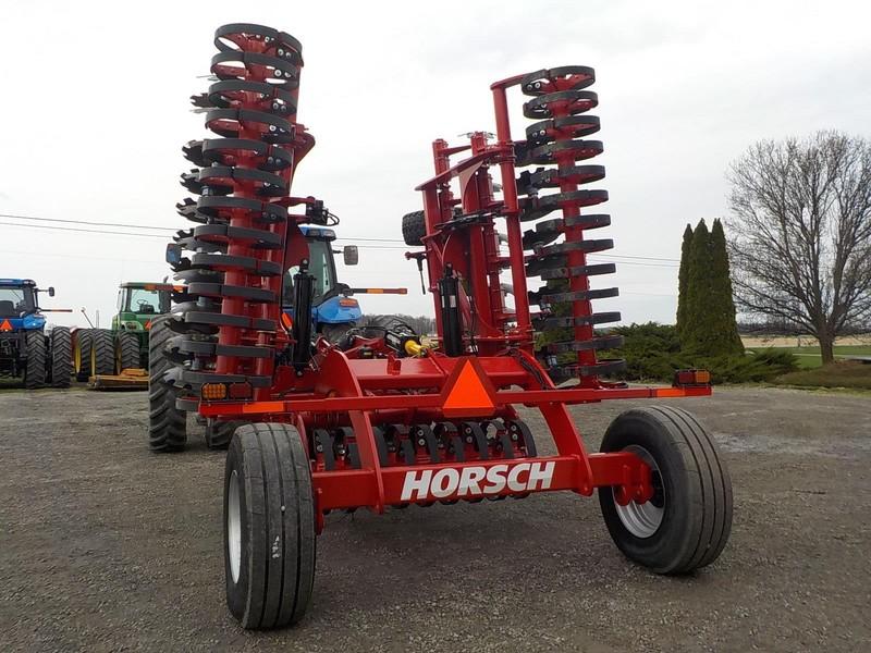2018 Horsch Joker RT22 Disk
