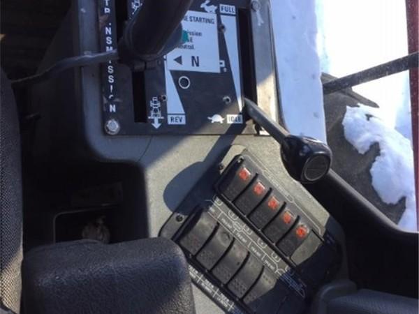 2000 Case IH SPX4260 Self-Propelled Sprayer