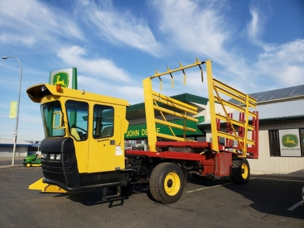 Used New Holland Bale Wagons And