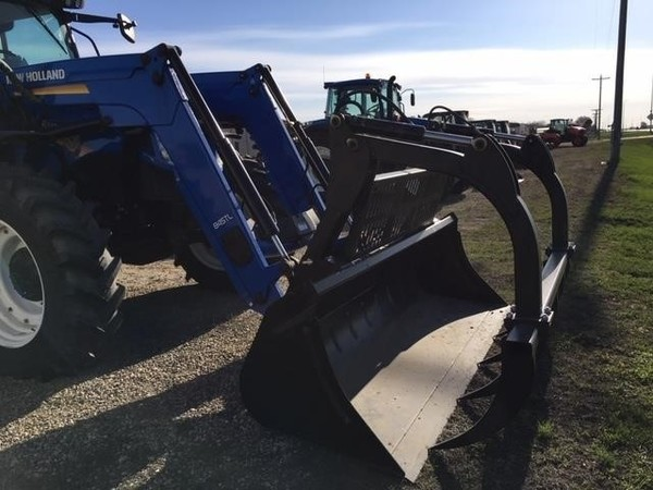 2017 New Holland 845TL Front End Loader