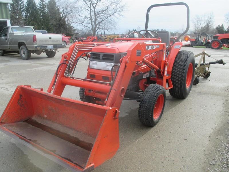 1996 Kubota L2900GST Tractor