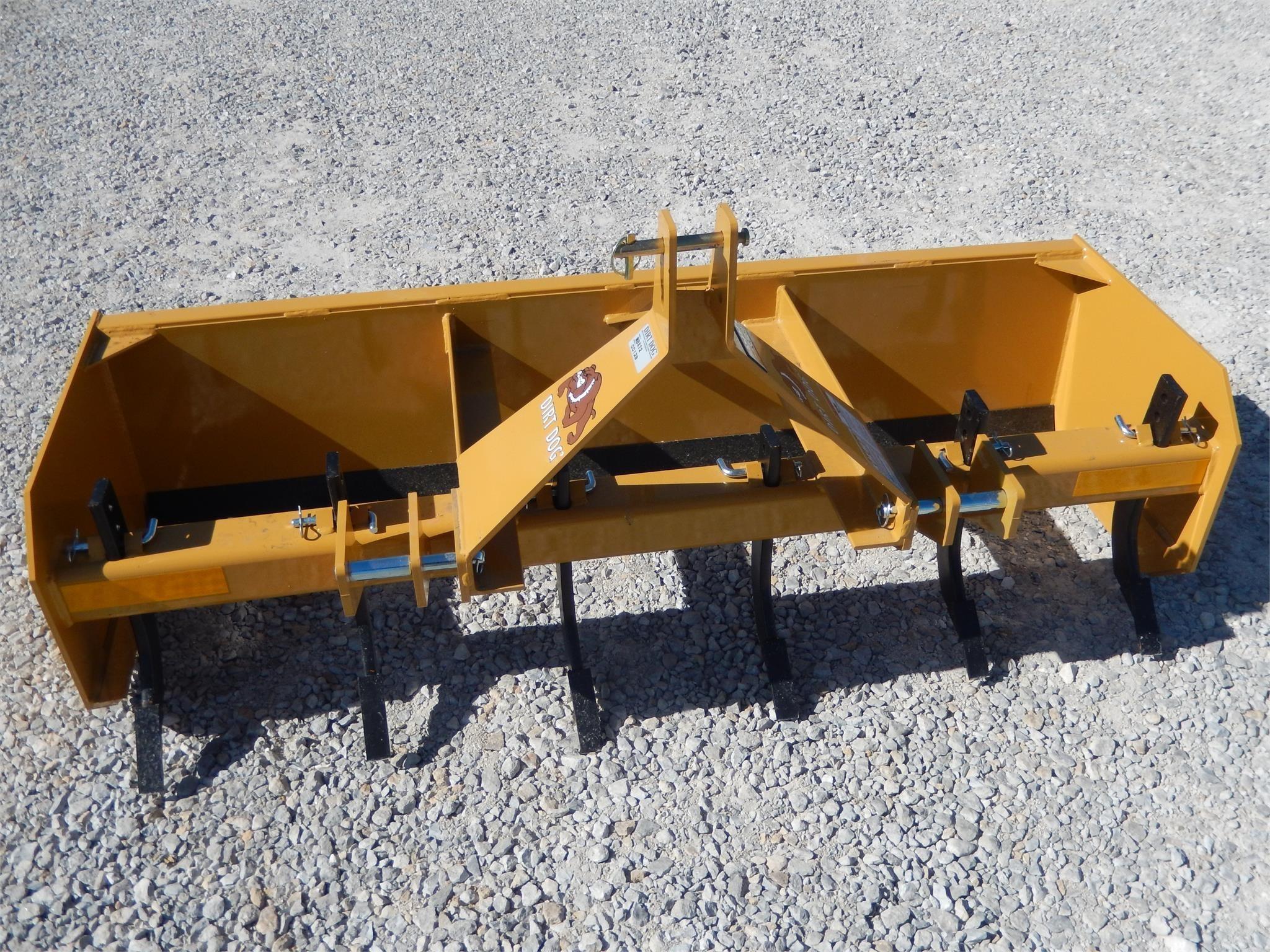 2022 Dirt Dog MBX72 Blade