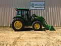 2017 John Deere 5100R Tractor