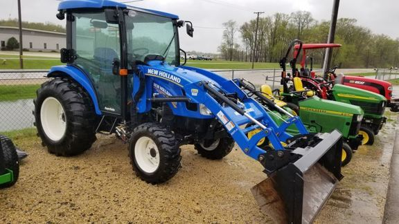 2016 New Holland 46D Tractor