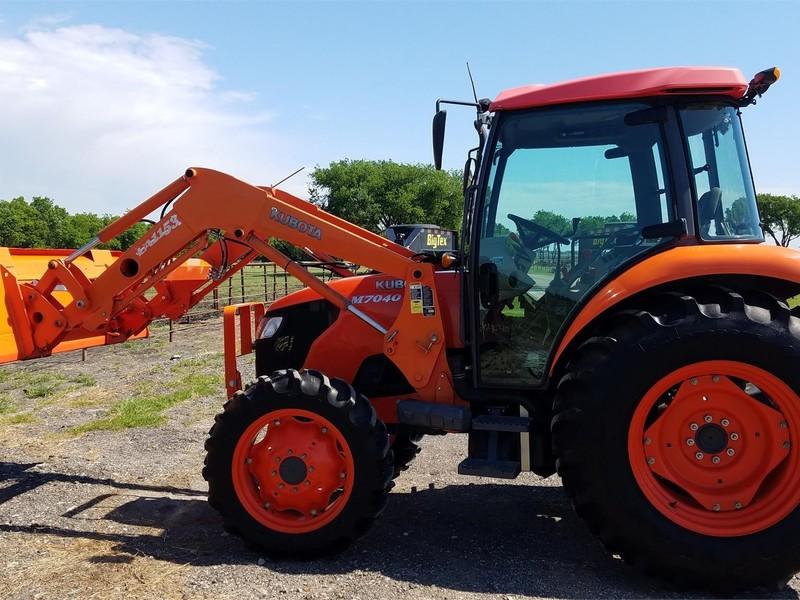 Used Kubota M7040 Tractors for Sale | Machinery Pete