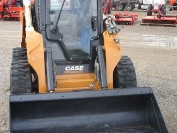 2012 Case SV300 Skid Steer