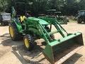 2017 John Deere 4052M Tractor