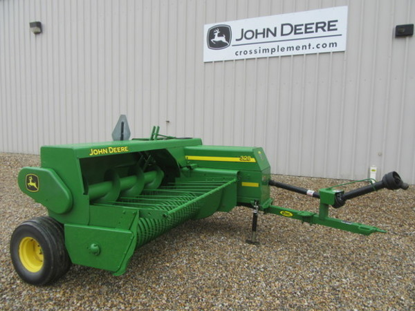 John Deere 328 Small Square Balers for Sale | Machinery Pete