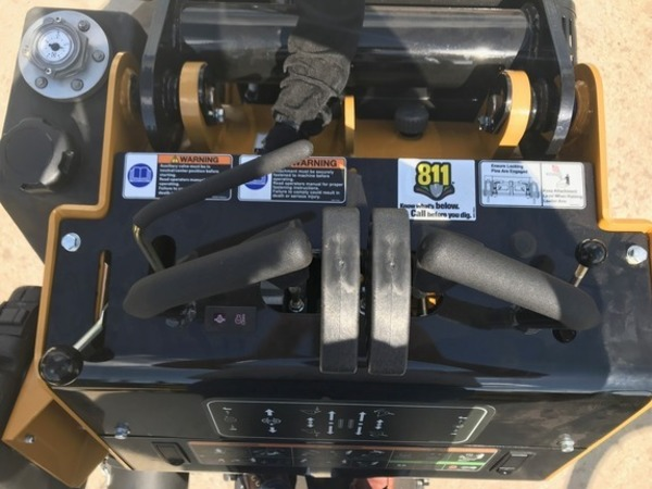 2019 Boxer 322D Skid Steer