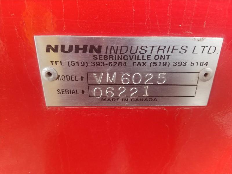 Nuhn 6000 Manure Spreader