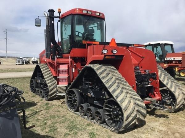 2009 Case IH Steiger 485 QuadTrac Tractor