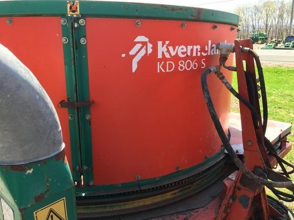Kverneland KD806S Bale Processor