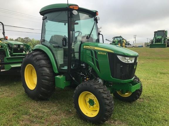 2021 John Deere 4052R Tractor