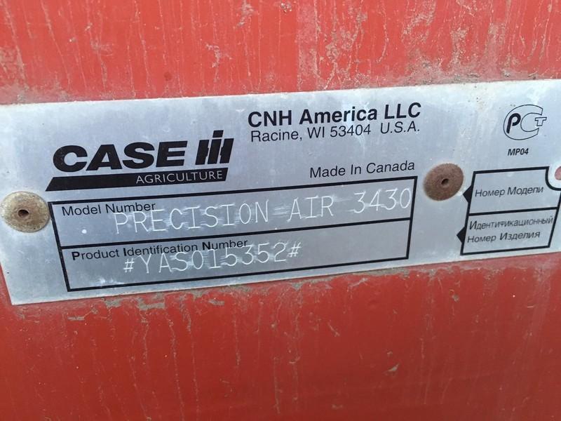2010 Case IH Precision Hoe 800 Air Seeder