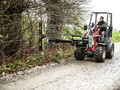2020 GREENTEC LRS1402 Loader and Skid Steer Attachment