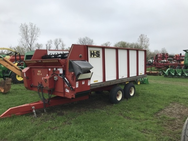 Used Feed Wagons For Sale Machinery Pete