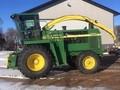 2000 John Deere 6650 Self-Propelled Forage Harvester
