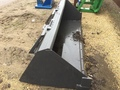 """2004 New Holland 84""""manure slurry Loader and Skid Steer Attachment"""