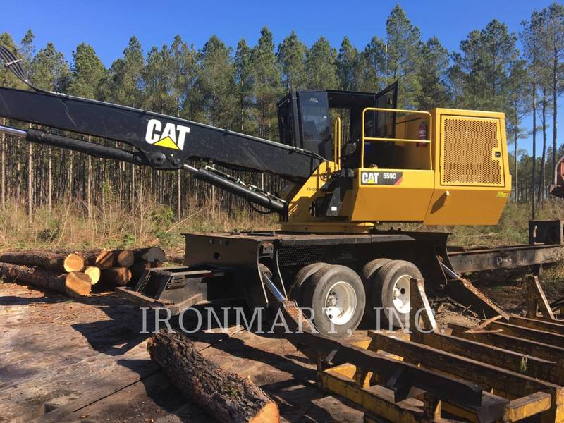 Used Caterpillar 559C Miscellaneous for Sale | Machinery Pete