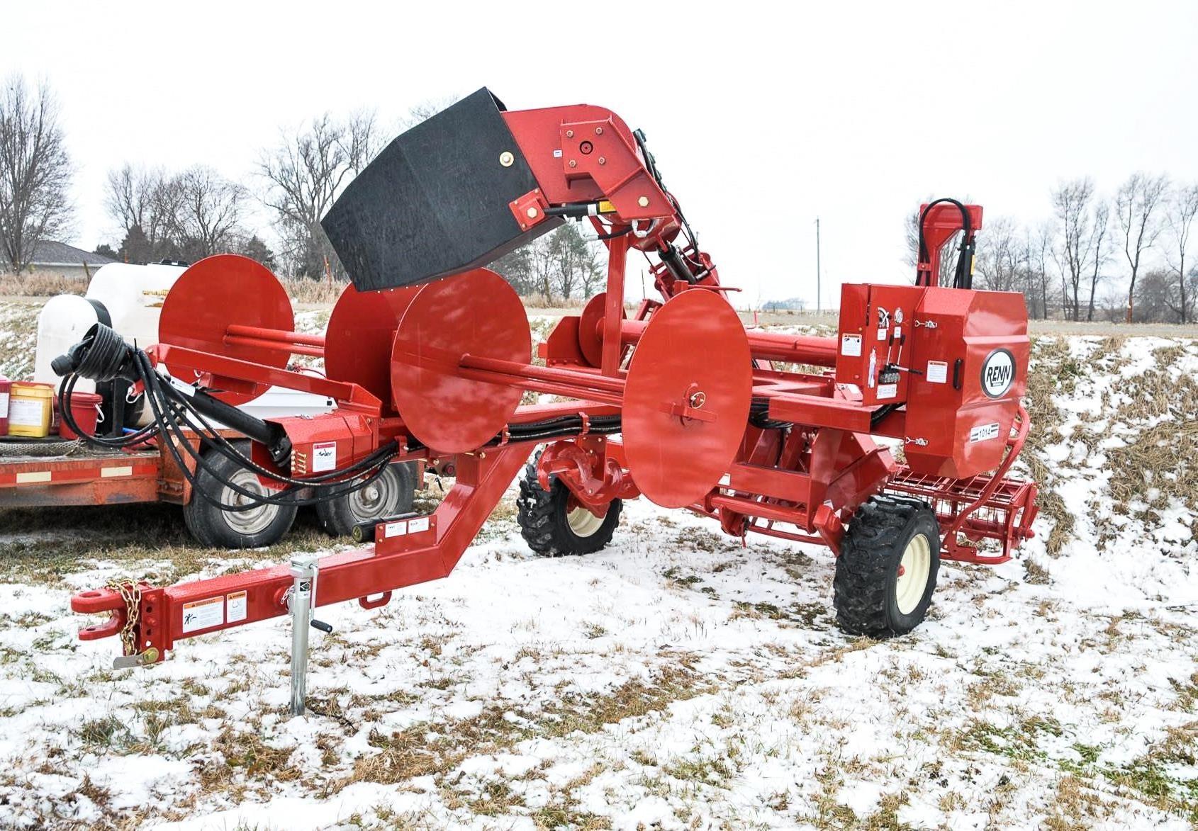 2021 Renn FBU1014 Grain Bin