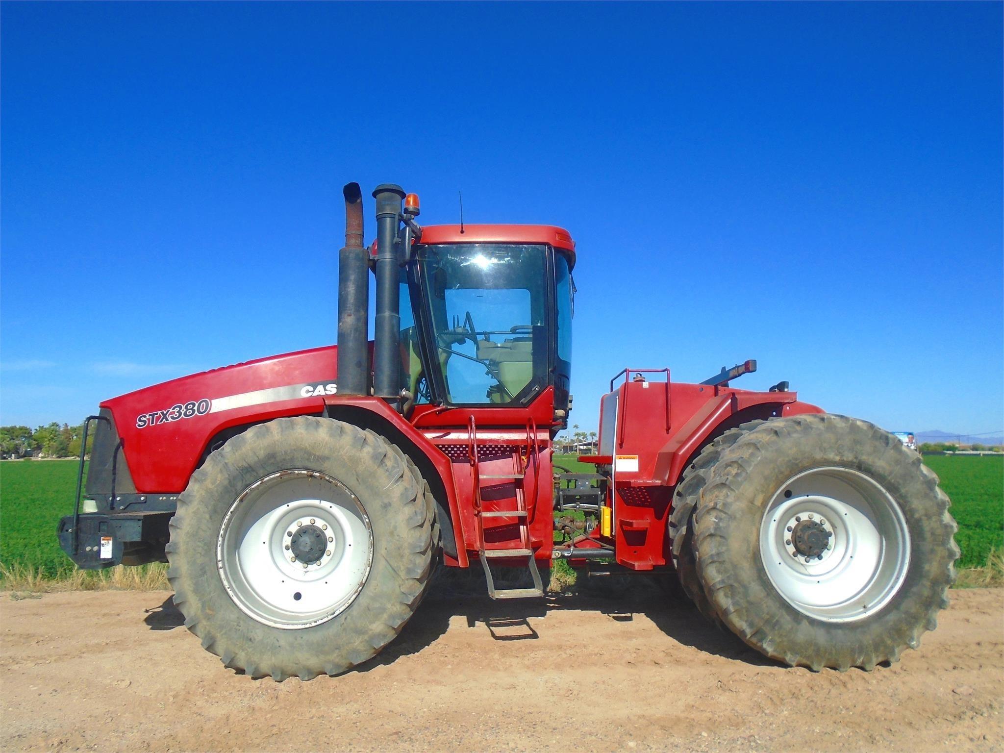 2006 Case IH STX380 Tractor