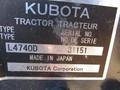 2008 Kubota L4740HSTC Tractor