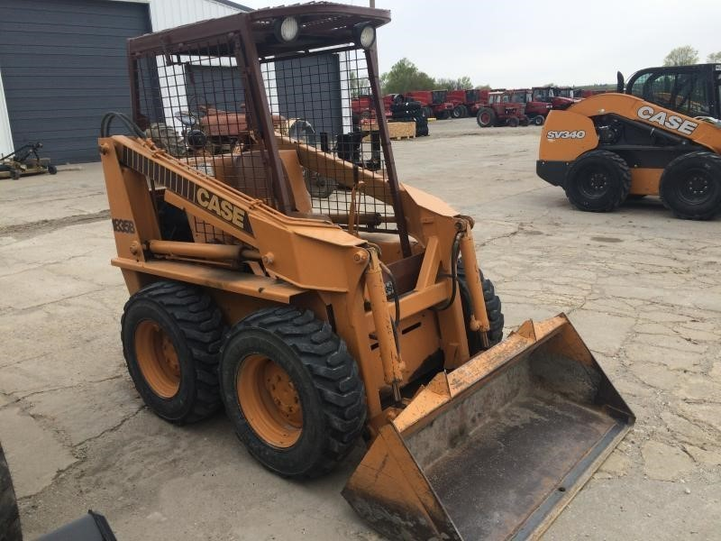 Used Case 1835B Skid Steers for Sale | Machinery Pete