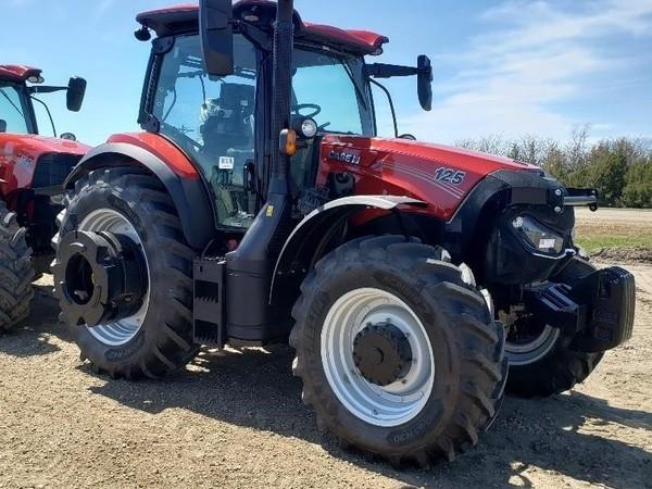2019 Case IH Maxxum 125 Tractor